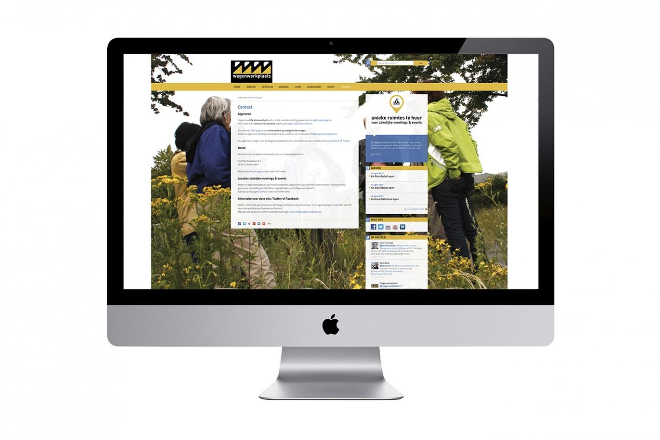 Wagenwerkplaats-website