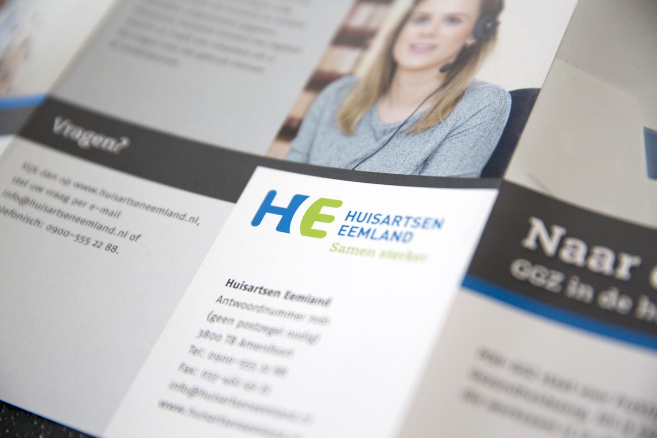Huisartsen Eemland | folder