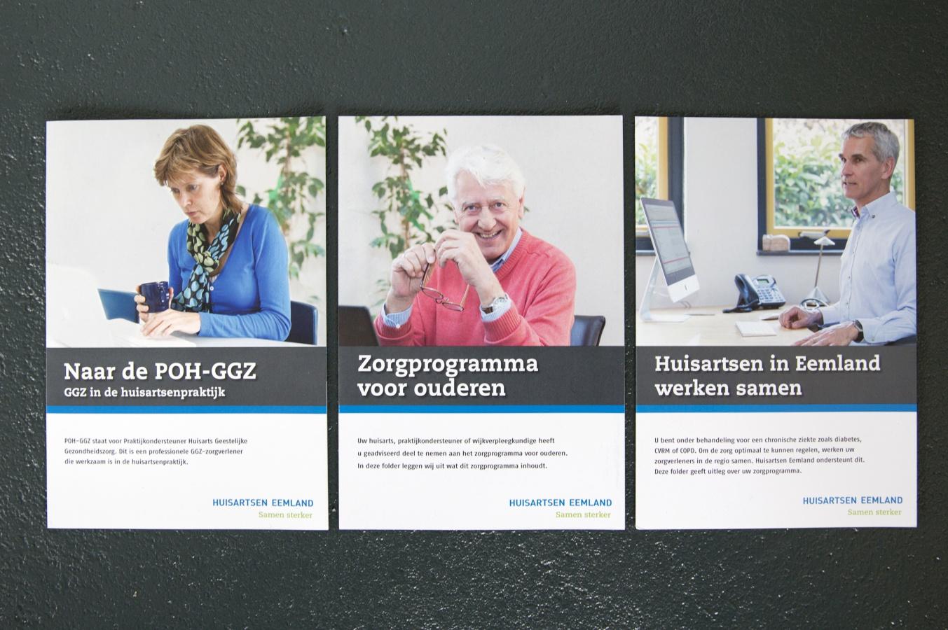 Huisartsen Eemland | folders