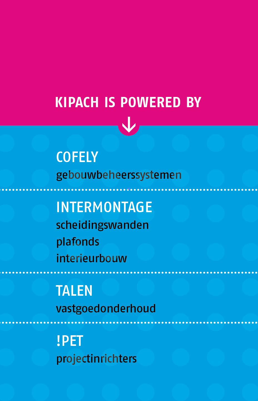 KIPACH | visitekaart achterzijde