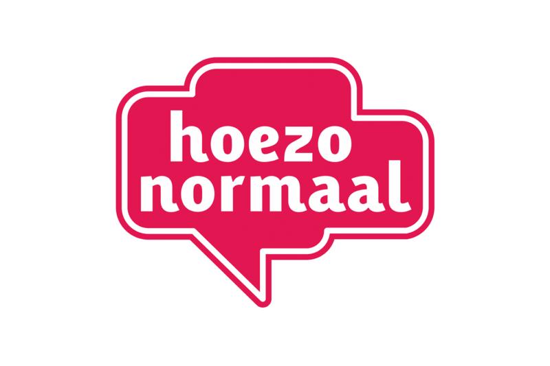 Hoezo Normaal | Stigma campagne
